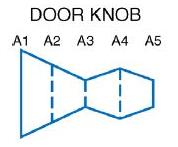 Door Knob model