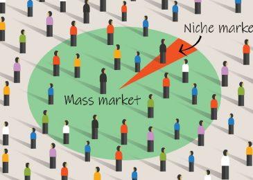 niche market - thị trường ngách
