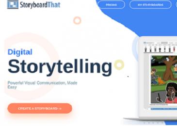 StoryboardThat (free) – cứu cánh khi Powerpoint chào thua